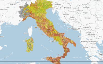 Raccolta differenziata: la mappa dei comuni virtuosi