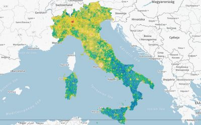 Comuni ricchi e comuni poveri: la distribuzione del reddito in Italia