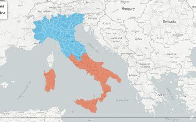 Monarchia VS Repubblica: esito referendum costituzionale del 46