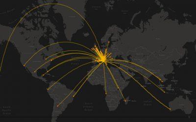 La mappa globale dei talenti sardi