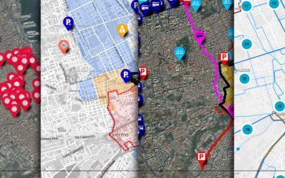 Le mappe collaborative di Palermo